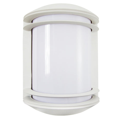 Efficient lighting el 159 exterior wall mount wall pack lighting efficient lighting el 159 exterior wall mount wall pack lighting fixture in white aloadofball Choice Image