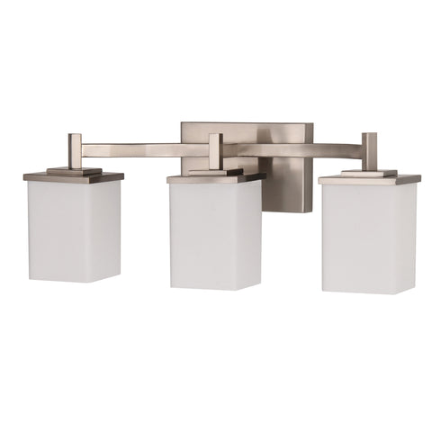 Efficient Lighting EL-269-03 Interior Wall Mount Bathroom Vanity ...