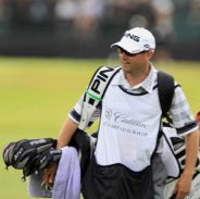 Chris Jones, PGA Tour Caddie