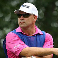 James Edmondson, PGA Tour Caddie