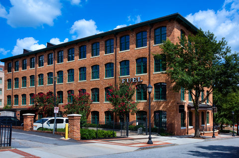 Kent Court Building Downtown Greenville South Carolina Offices