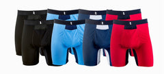 Durabull Boxer Briefs - Overhaul (8 Pack)