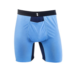 Durabull Boxer Briefs - Light Blue and Navy