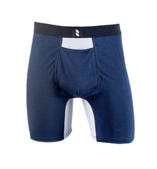 Durabull Boxer Briefs - Navy and Gray