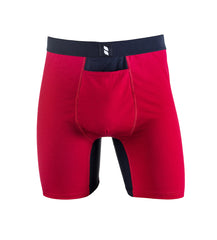 Durabull Boxer Briefs - Red and Black