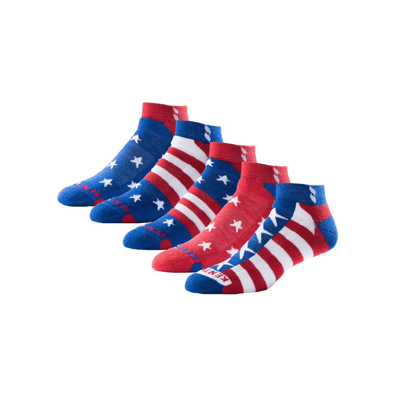 Men's Classic Ankle USA Collection