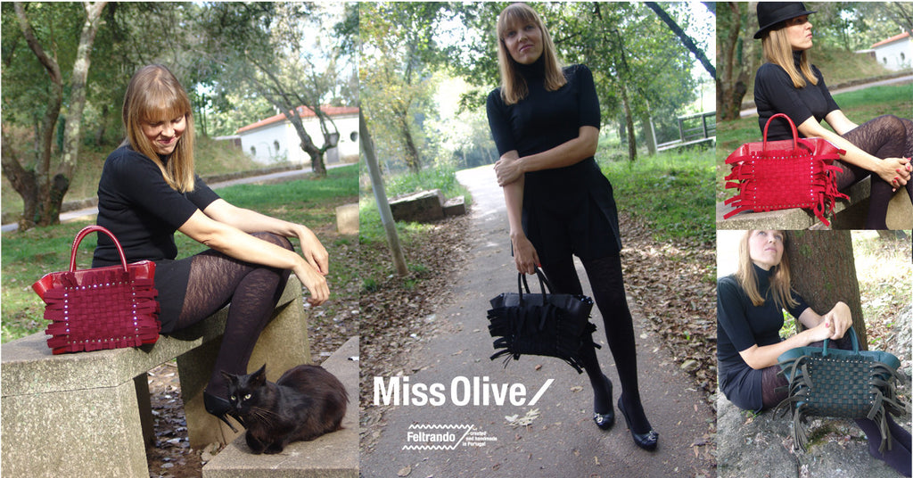 The fall / winter 2015.2016  Miss Olive woman