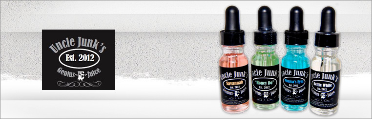 Uncle Junks Genius E-Juice