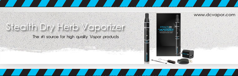Stealth Dry Herb Vaporizer