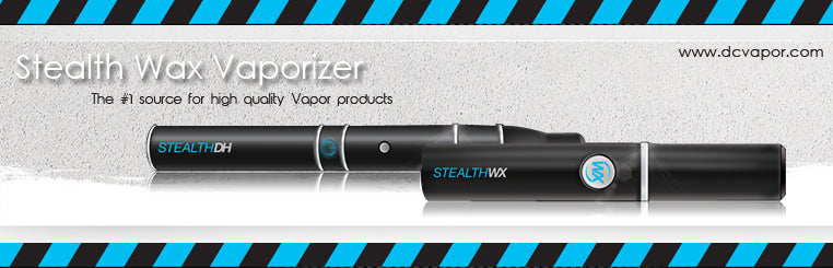 Stealth Wax Vaporizer blog