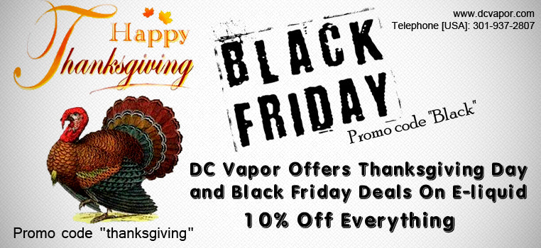 Thanksgiving Day offer