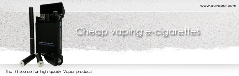 cheap vaping e-cigarettes