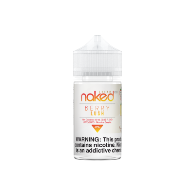 Naked 100 Cream - Pineapple Berry