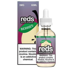 Reds Apple Ejuice - Berries