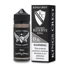 Quick Order - Kings Crest