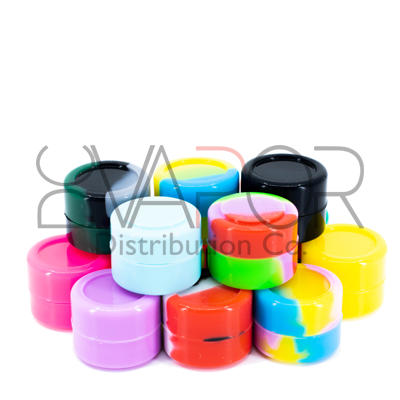Silicone Wax Container 2 ml - SC008