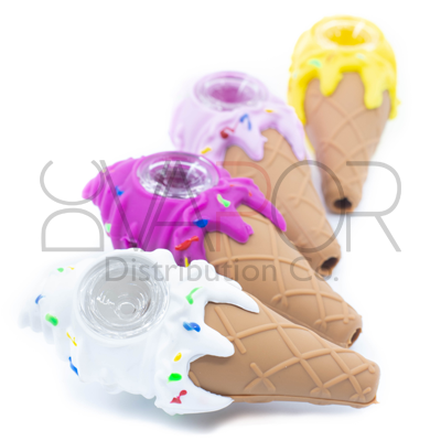 Silicone Ice  Cream Pipe - SP1037