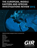 The European, Middle Eastern and African Investigations Review 2015