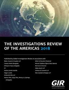 The Investigations Review of the Americas 2018