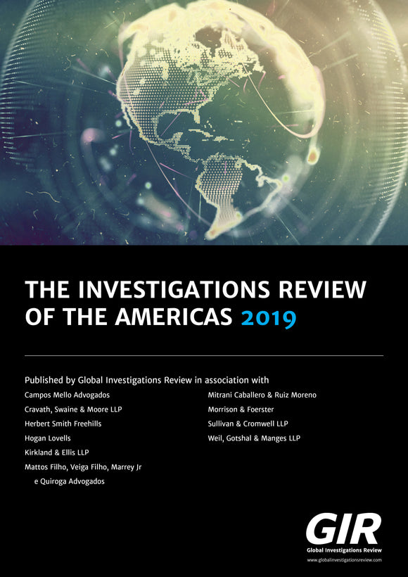 The Investigations Review of the Americas 2019