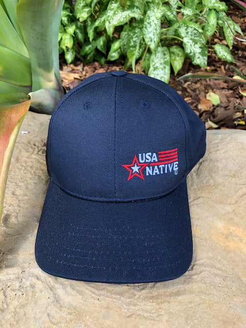 USA Native Cap - Navy