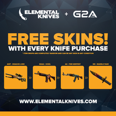 G2A Free Skin Promotion