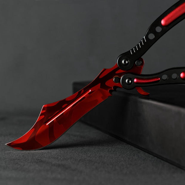 CSGO Knife-Slaughter Butterfly 2-Elemental Knives