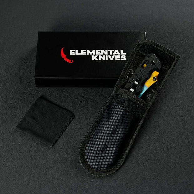 Case Hardened Flip Knife Elemental Knives Flip Knife Skins