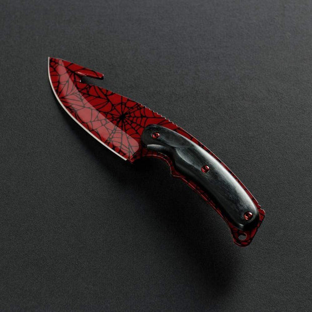 Crimson Web Gut Knife Elemental Knives Gut Knife Skins