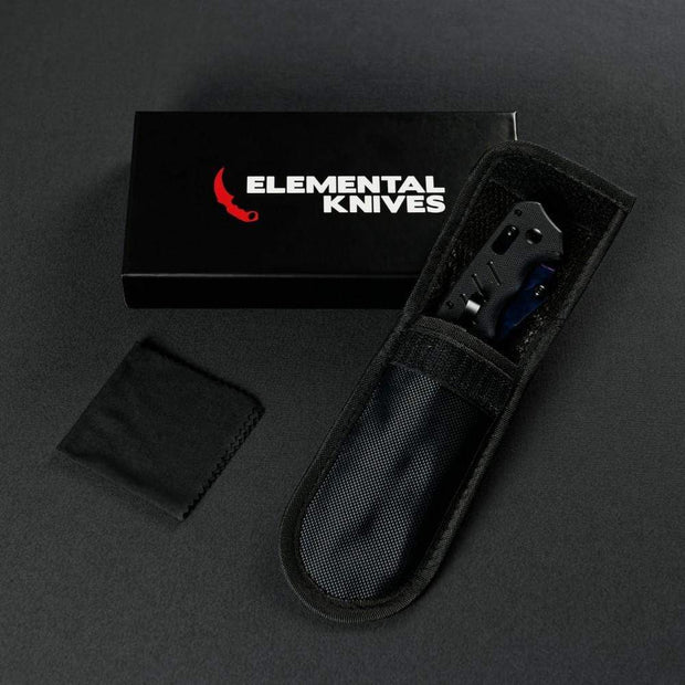 Doppler Phase 2 Flip Knife Elemental Knives Flip Knife Skins