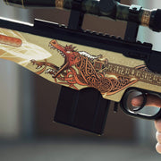 Elemental D-Lore Airsoft AWP Elemental Knives Skins