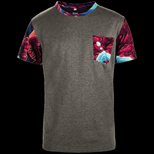 Hyper Beast© T-Shirt (Dark) Elemental Knives Skins