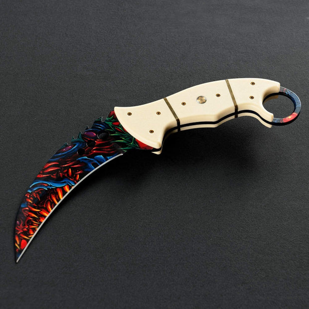 Hyper Beast Talon Elemental Knives Talon Knife Skins