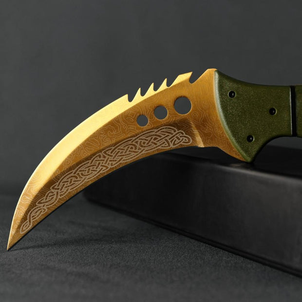 Lore Talon Elemental Knives Talon Knife Skins
