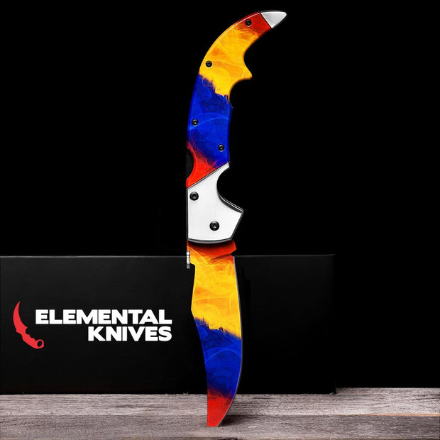 CSGO Knife-Marble Fade-Elemental Knives