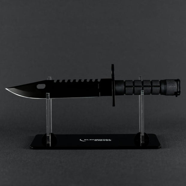 Night M9 Bayonet Elemental Knives M9 Bayonet Skins
