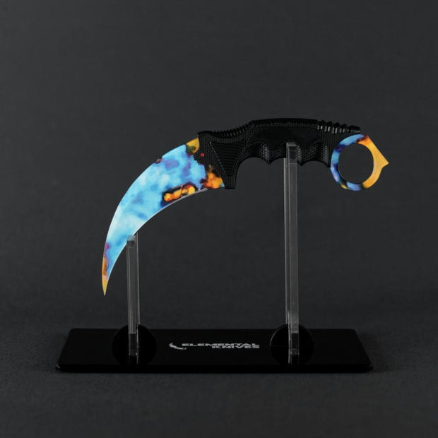 Randomized Case Hardened Karambit 2.0 Elemental Knives Karambit 2.0 Skins