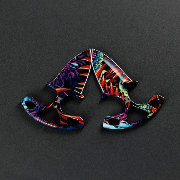 Randomized Hyper Beast© Shadow Daggers Elemental Knives Shadow Daggers Skins