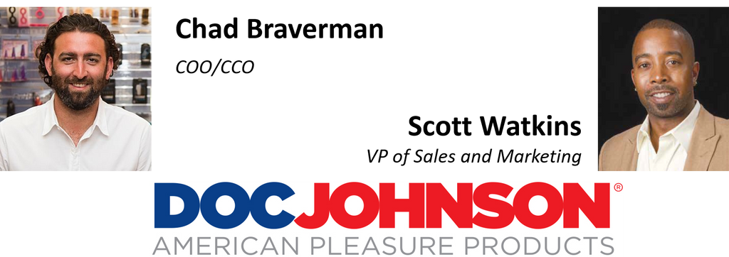 Interview with Chad Braverman and Scott Watkins of Doc Johnson