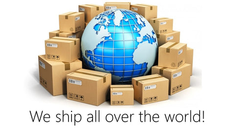 International Shipping on MoreThanSexToys.com