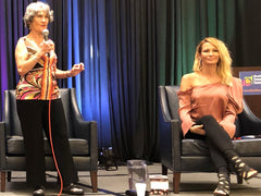 Joan Price and Jessica Drake speak on Senior Sex edition of Wicked Guide