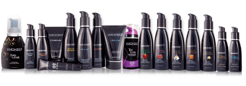 Wicked Sensual Care Personal Lubricants