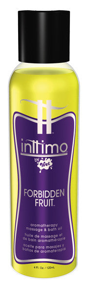 Intimo by Wet Aromatherapy Massage and Bath Oil, 4 oz