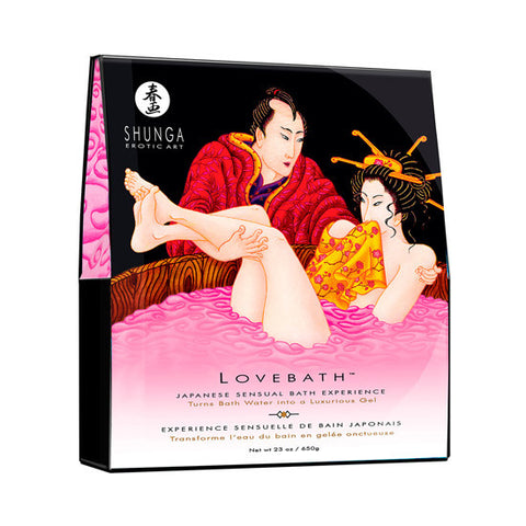 Shunga Lovebath Bubble Bath