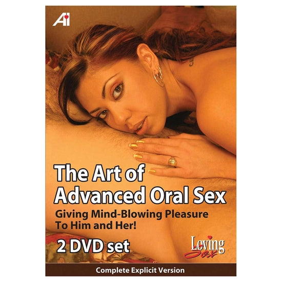 Art of Advanced Oral Sex Double Disc Set
