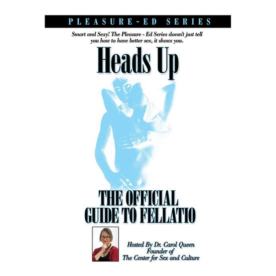 Heads Up DVD: The Official Guide to Fellatio