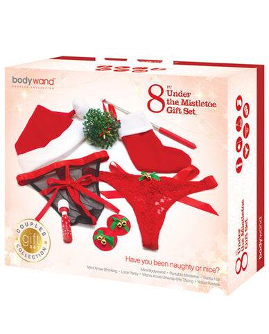 Bodywand 8 pc Under the Mistletoe Gift Set