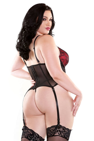Rosita Bustier and G String