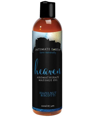 Heaven Hazelnut Biscotti Massage Oil