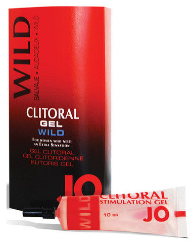System Jo Clitoral Stimulant Wild 10Cc